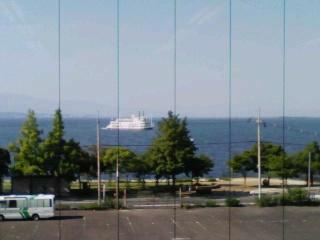 社窓から・夏