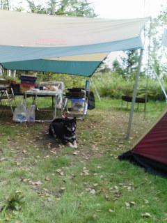 キャンプだより2日目2