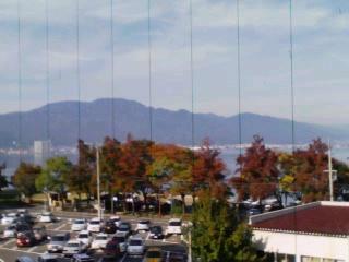 社窓から・秋